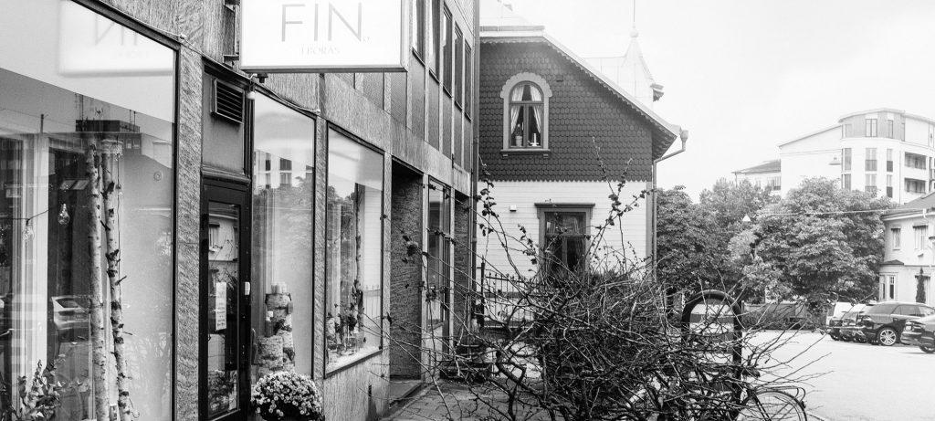 Kontakta frisör salong Fin i Borås