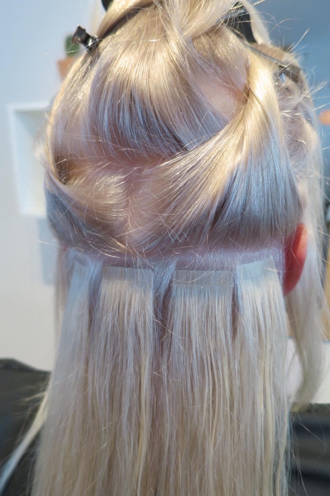 på håret borås